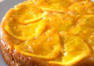 ママレードケーキ