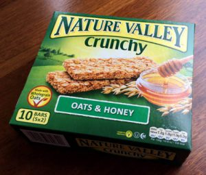 Natural Valley Crunchy Oats & Honey