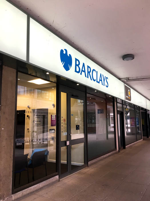Norwich bank