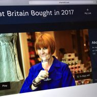 What Britain bought in 2017