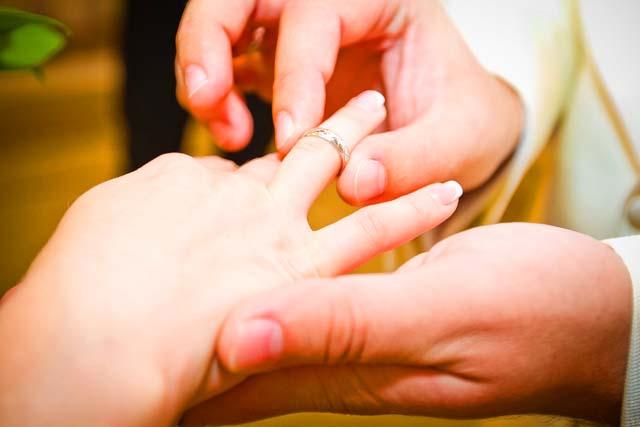 イギリスの婚約イメージ