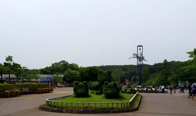埼玉こども動物自然公園-天馬の塔