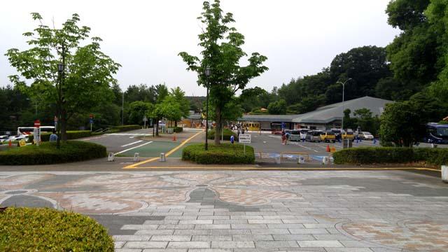 埼玉こども動物自然公園-正門
