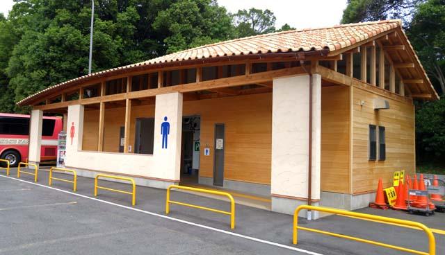 埼玉こども動物自然公園・正門トイレ
