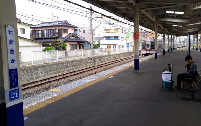 東武東上線-高坂駅