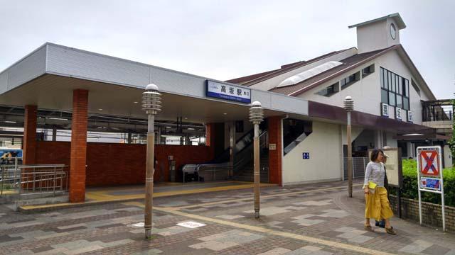 埼玉こども動物自然公園-どちらの出口か