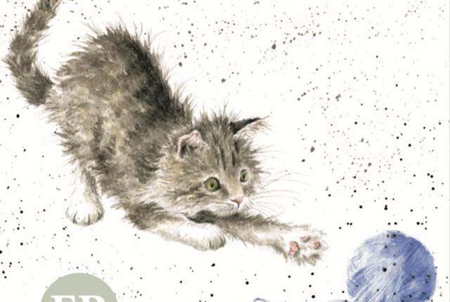 ハンナ・レンデルの描いた猫