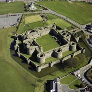 ウェールズのお城