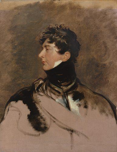 ジョージ4世の肖像画