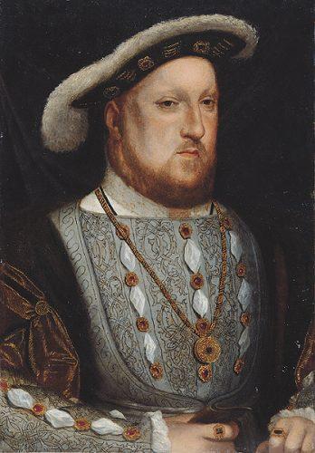 ヘンリー8世の肖像画